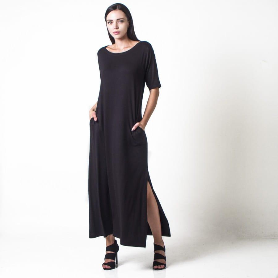 cd0e8d205a4 Φαρδύ μακρύ φόρεμα