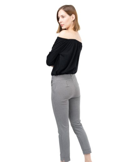 a8ed00e4dc3a Σατέν μαύρη παντελόνα - Γυναικεία Ρούχα - Φορέματα - Xanashop