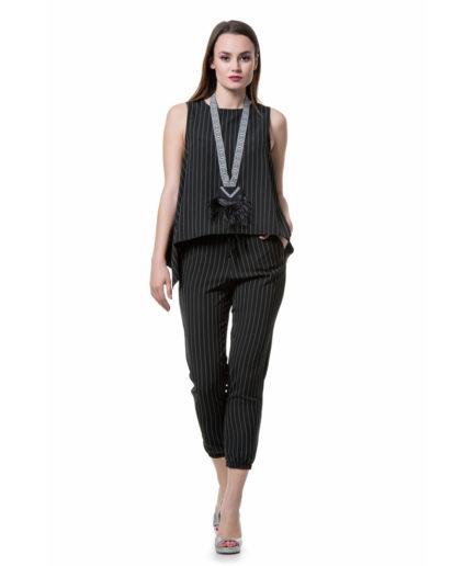 b37a4709f5e6 Παντελόνια-Κολάν - Γυναικεία Ρούχα - Φορέματα - Xanashop