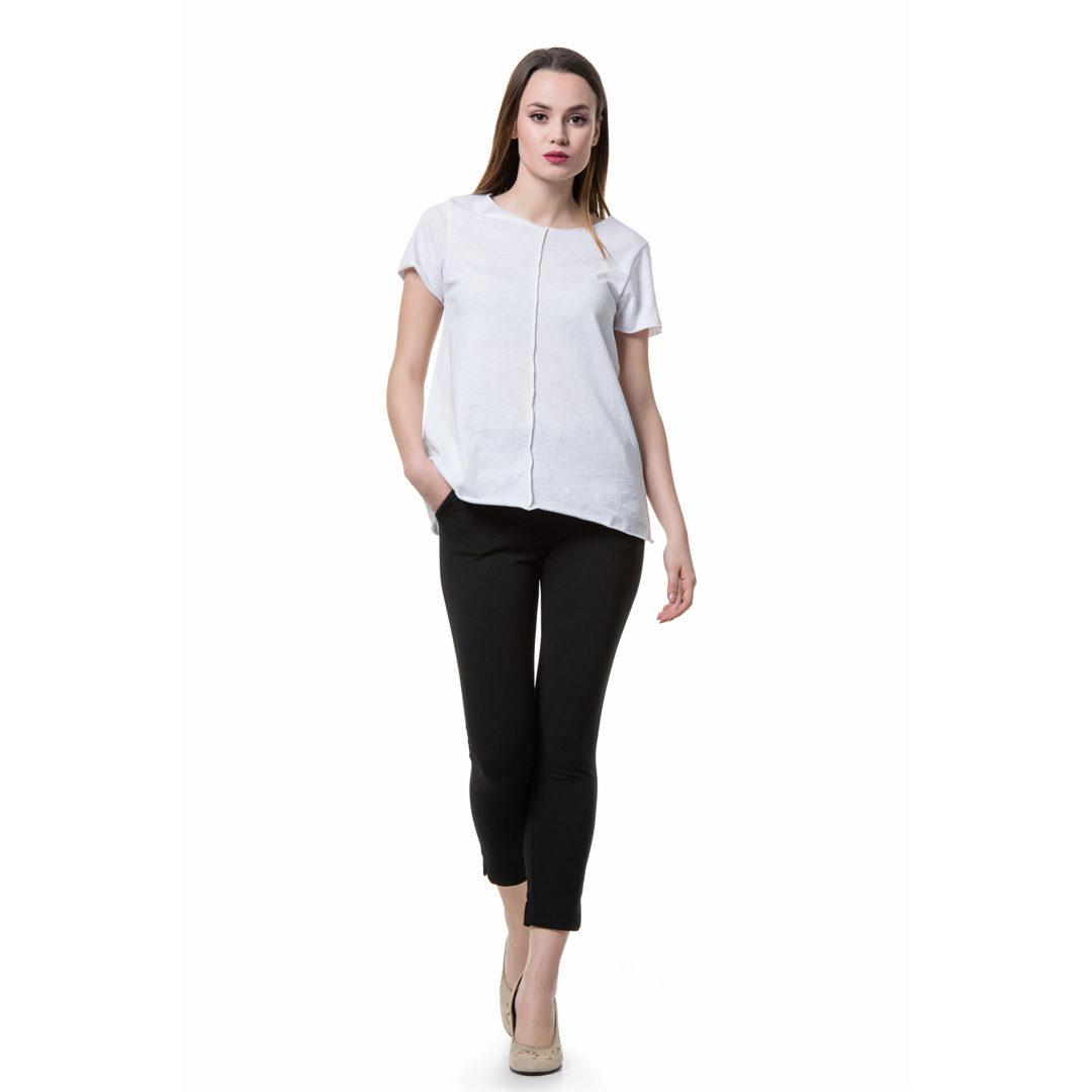 c612fcce22ce Mαύρο σίγκαρετ παντελόνι - Γυναικεία Ρούχα - Φορέματα - Xanashop