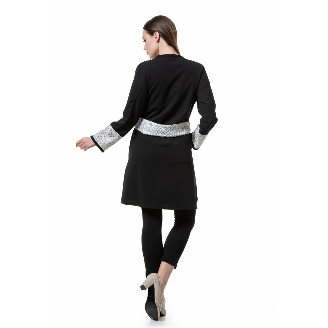 08f569ad2781 Σακάκι με κομμάτια από ανάγλυφο ύφασμα - Γυναικεία Ρούχα - Φορέματα ...